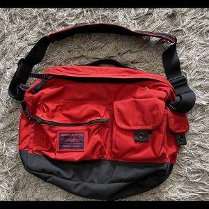 Vintage Abercrombie & Fitch A-18 Messenger Bag